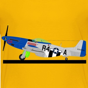 NORTH AMERICAN P 51D - Kids' Premium T-Shirt