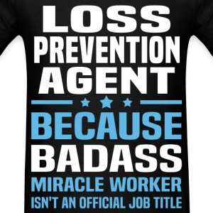 Loss Prevention Agent Tshirt - Men's T-Shirt