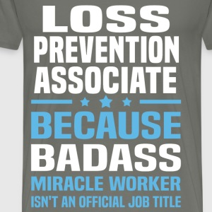 Loss Prevention Associate Tshirt - Men's Premium T-Shirt