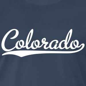 Colorado T-Shirts - Men's Premium T-Shirt