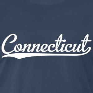 Connecticut T-Shirts - Men's Premium T-Shirt