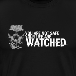 Beware - Men's Premium T-Shirt