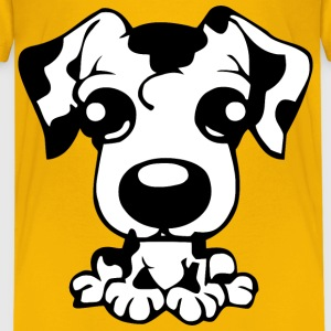 Puppy Icon - Kids' Premium T-Shirt