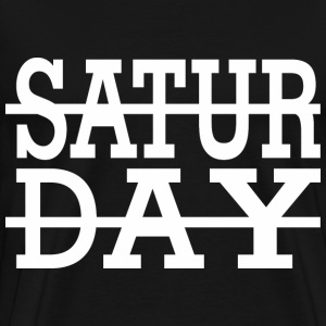 Saturday T-Shirts - Men's Premium T-Shirt
