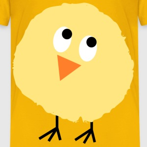 Fluffy chick 3 - Kids' Premium T-Shirt