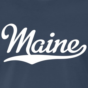 Maine T-Shirts - Men's Premium T-Shirt