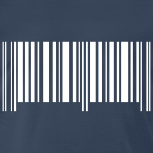 Bar Code T-Shirts - Men's Premium T-Shirt
