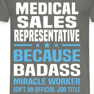 Medical Sales Representative Tshirt - Men's Premium T-Shirt