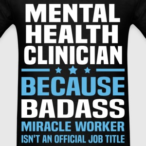 Mental Health Clinician Tshirt - Men's T-Shirt