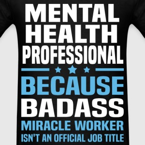 Mental Health Professional Tshirt - Men's T-Shirt