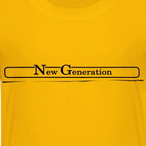 New generation - Kids' Premium T-Shirt