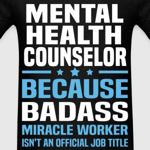 Mental Health Counselor Tshirt - Men's T-Shirt