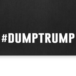 Anti-Trump #dumptrump  - Tote Bag