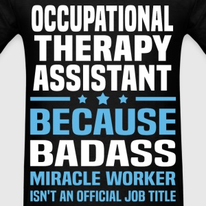 Occupational Therapy Assistant Tshirt - Men's T-Shirt