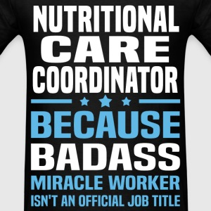 Nutritional Care Coordinator Tshirt - Men's T-Shirt