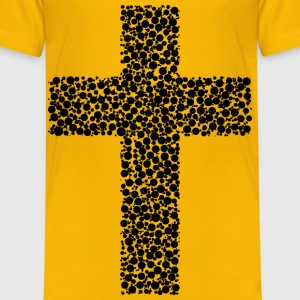 Cross Circles - Kids' Premium T-Shirt