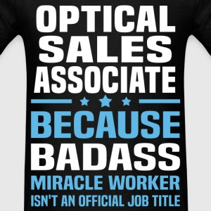 Optical Sales Associate Tshirt - Men's T-Shirt