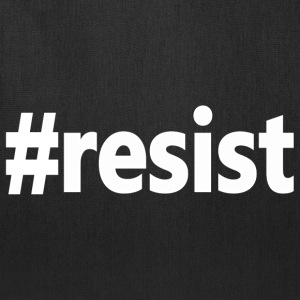 Anti-Trump #resist Resist  - Tote Bag