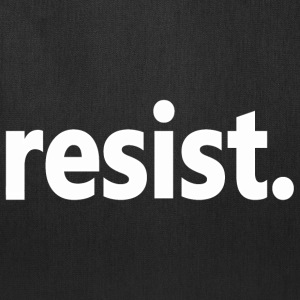 Anti-Trump Resist Resistance - Tote Bag