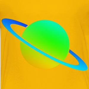 Colourful planet - Kids' Premium T-Shirt