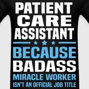Patient Care Assistant Tshirt - Men's T-Shirt