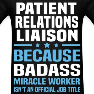 Patient Relations Liaison Tshirt - Men's T-Shirt