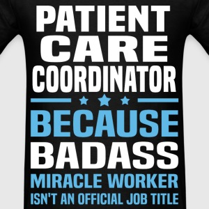 Patient Care Coordinator Tshirt - Men's T-Shirt
