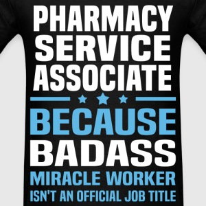 Pharmacy Service Associate Tshirt - Men's T-Shirt