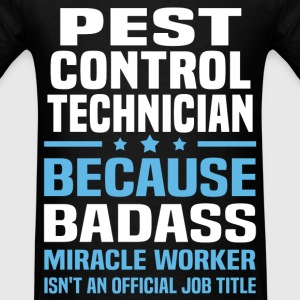 Pest Control Technician Tshirt - Men's T-Shirt