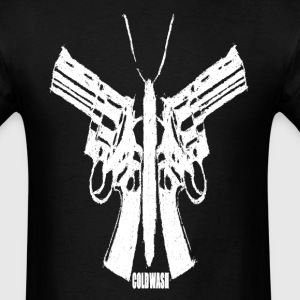 BUTTERFLY GUNS - Men's T-Shirt