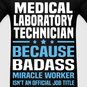 Medical Laboratory Technician Tshirt - Men's T-Shirt