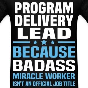 Program Delivery Lead Tshirt - Men's T-Shirt