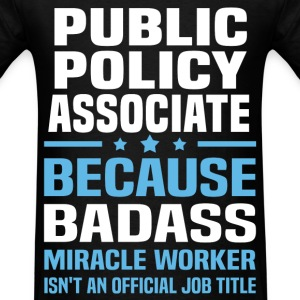 Public Policy Associate Tshirt - Men's T-Shirt