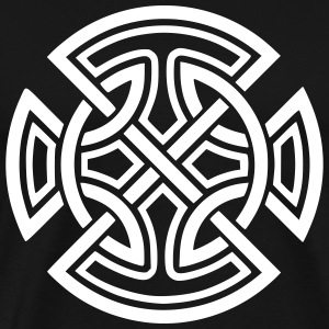 Irish Ornament - Men's Premium T-Shirt