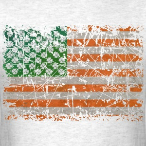 Lucky Irish States Of America - Men's T-Shirt