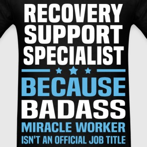 Recovery Support Specialist Tshirt - Men's T-Shirt