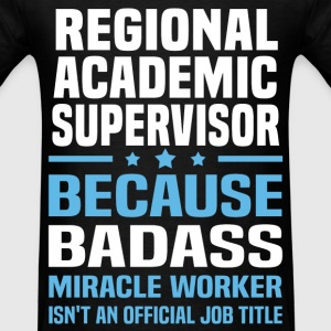 Regional Academic Supervisor Tshirt - Men's T-Shirt