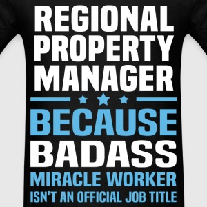 Regional Property Manager Tshirt - Men's T-Shirt