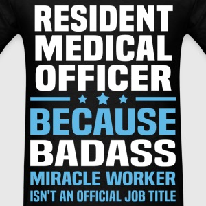 Resident Medical Officer Tshirt - Men's T-Shirt