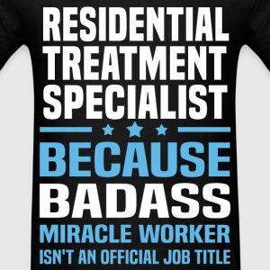 Residential Treatment Specialist Tshirt - Men's T-Shirt