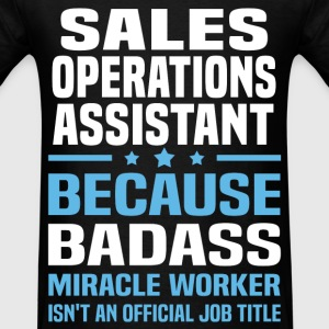 Sales Operations Assistant Tshirt - Men's T-Shirt
