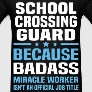 School Crossing Guard Tshirt - Men's T-Shirt
