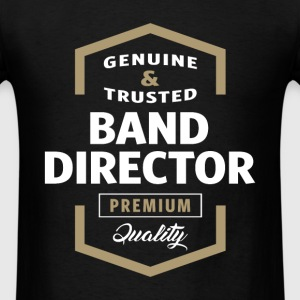 Band Director Logo T-shirt - Men's T-Shirt