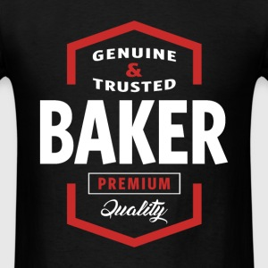 Baker Logo - Men's T-Shirt