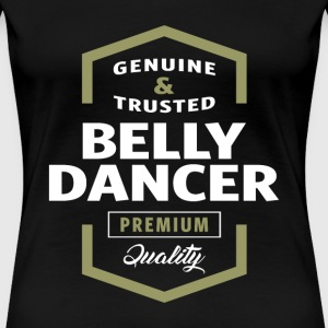 Belly Dancer Logo T-shirt - Women's Premium T-Shirt
