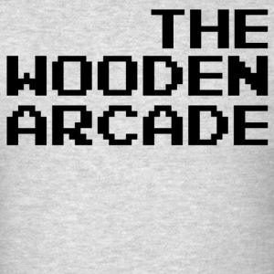 The Wooden Arcade Shirt - Men's T-Shirt
