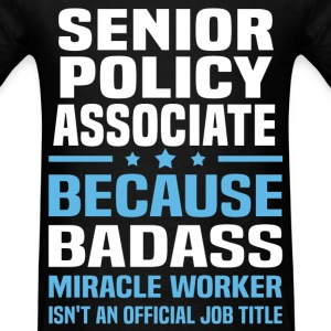 Senior Policy Associate Tshirt - Men's T-Shirt
