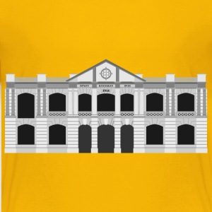 Ipoh City Hall Building - Kids' Premium T-Shirt