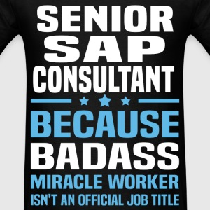 Senior SAP Consultant Tshirt - Men's T-Shirt