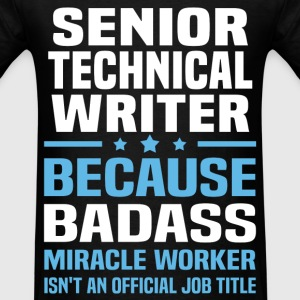 Senior Technical Writer Tshirt - Men's T-Shirt